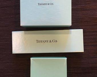 Vintage Tiffany Jewelry Box Etsy