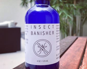 Insect banisher 4oz