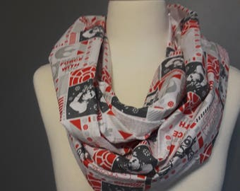 Merry Force Be with You Infinity Scarf