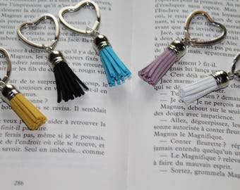 Bag tassel jewelry