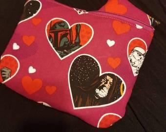 Valentines Star Wars inspired bag