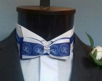 Queens Park Rangers QPR Groom's Wedding Bow Tie