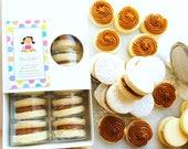 Alfajores/ alfajores/ cookies/alfajor/cookie/Christmas cookies/cookies/home made cookies/ dulce de leche/cookies for santa/sandwich  cookie/