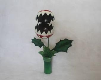 Piranha Flower (Painted)