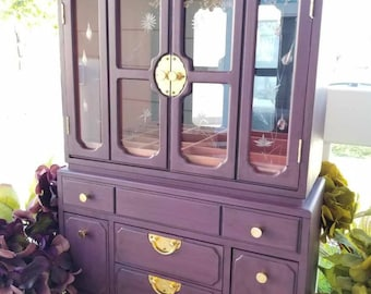 extra large jewelry armoire jewelry cabinet ooak vintage jewelry box upcycle - Large Jewelry Armoire