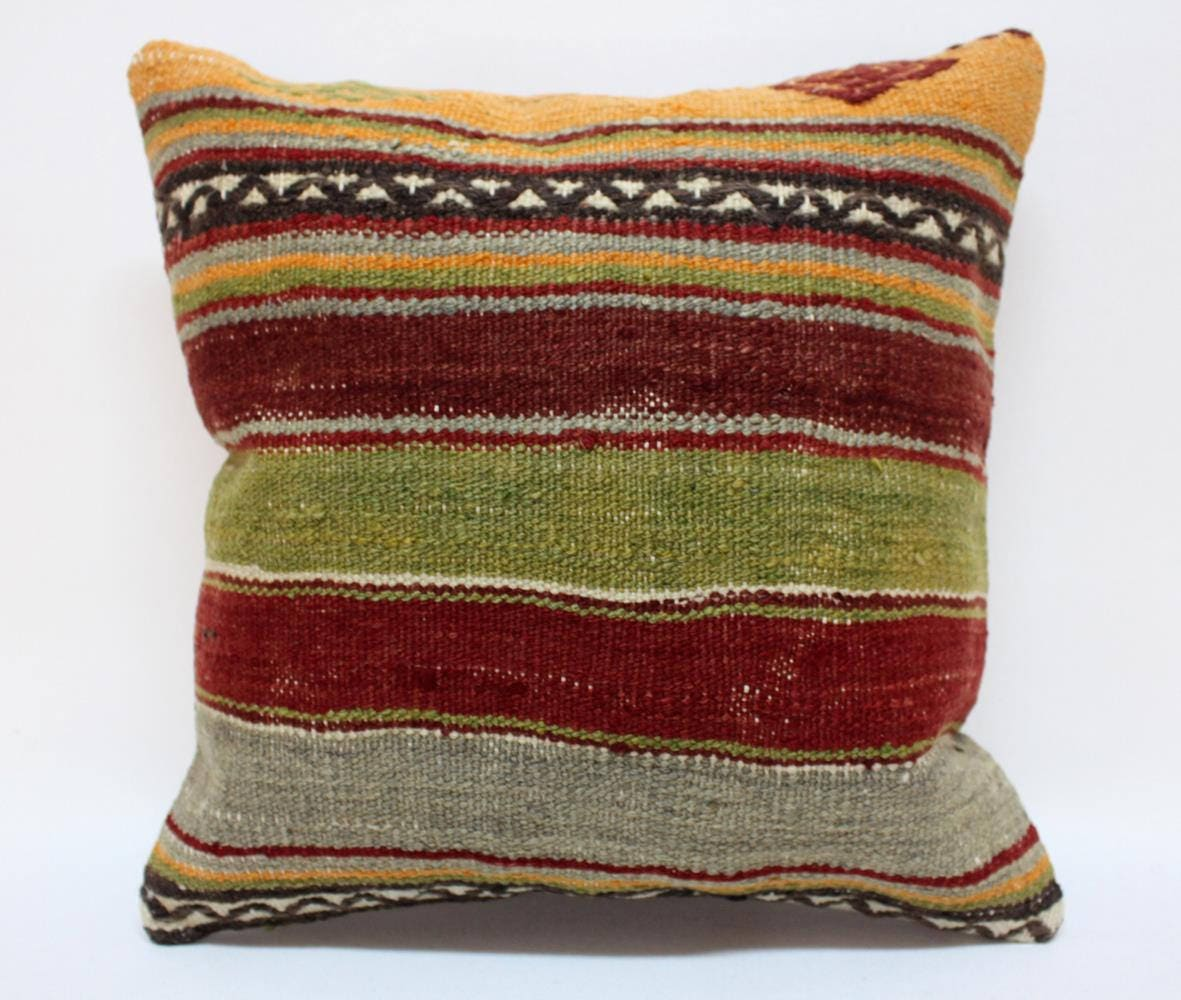 Anatolian Pillow Cover 16\