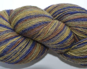 Dundaga Yarn, 100% Latvian Wool Yarn, Organic Wool. Wool Yarn 1 ply  6/1, 100g-550m. Artistic Wool Yarn.Skein 289g