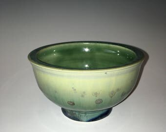 Green Trinket Bowl
