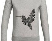 Hummingbird Sweatshirt / ...