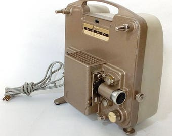 Ansco Memo 80 Projector // 8mm // Vintage Toy // Room Decor // Home Projector // Projector Review // Vintage Projector // Tested & Working