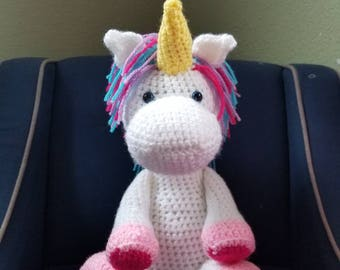 Magic, the special unicorn