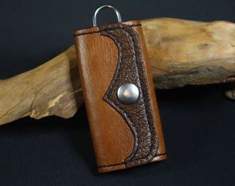 Handmade Leather Key Case