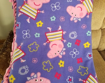 Peppa Pig Bedding Etsy