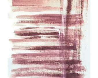 Abstract print, Modern wall art, Minimalist painting, Brush stroke artwork, Original abstract painting, Scandanavian art, neutral painting