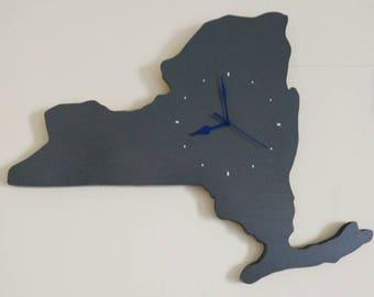 """24"""" N.Y. clock"""