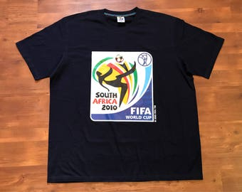 2010 Fifa World Cup T-shirt South Africa XL Brand new