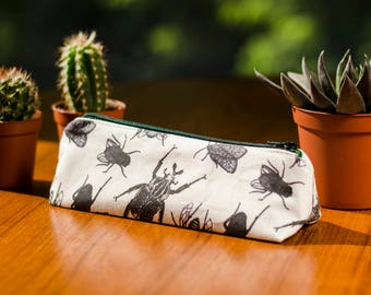 Insect Pencil Case
