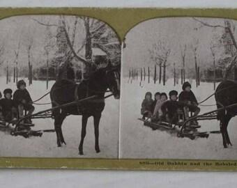 Stereoview Card, Metropolitan Series