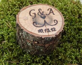 Rustic ring box. Wedding ring box. Ring Bearer Box. Ring box. Wood ring box. Engagement ring box. Ring bearer.Ring bearer pillow.ring pillow
