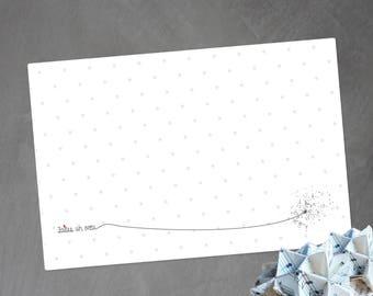 """Card """"make a wish"""". *"""