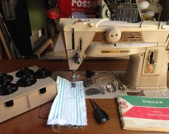 Singer sewing machine 401 M-complete and fully functional
