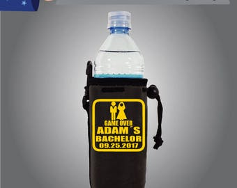 Game Over Water Bottle (WB-Bach01)
