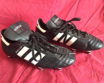Adidas World cup soccer shoes/cleats-made in Germany-size US 6 1/2