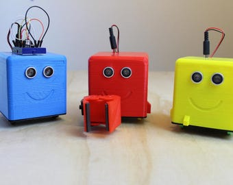 Littlebot Arduino Robot Building Kit for Kids