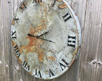 "Farmhouse 36"" Clock"