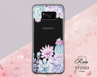 Samsung cactus case Galaxy 7 Samsung s8 plus Case for samsung s7 phone case Samsung A3 2017 case Cactus Galaxy s8 case Galaxy 7 edge case