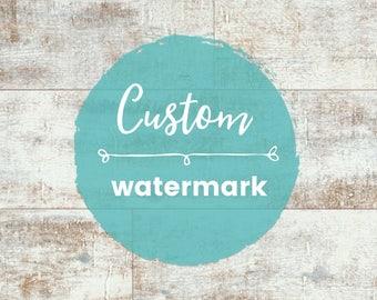Custom Watermark