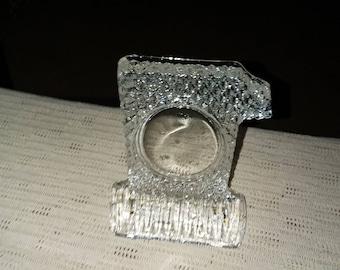 Avon #1 Cut Glass picture frame