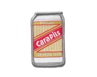 Cara Pils - Premium Drinking Team Patch