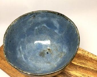 Midnight Bowl 4, Ceramic  Handmade