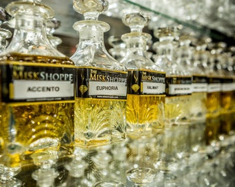 Coconut-Vanilla Tahara Concentrated Perfume Oil / Attar / Fragrance by The Misk Shoppe