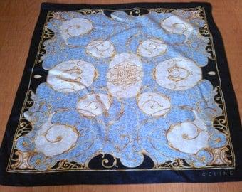 Vintage Celine Handkerchief Celine Handkerchief