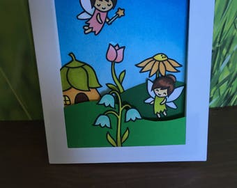 Thank You Fairy Much, Thank You Card, Handmade Thank You Card, Handmade Thank You Fairy Much Card