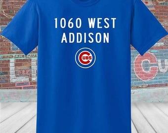 Chicago Cubs 1060 West Addison T-Shirt