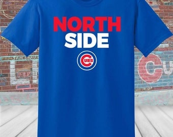 Chicago Cubs North Side T-Shirt