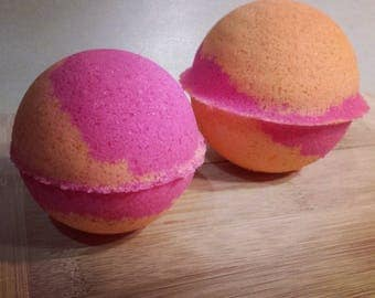 Fruity Bath Bomb