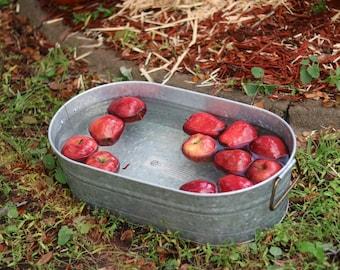3rd angle apple bobbing bath