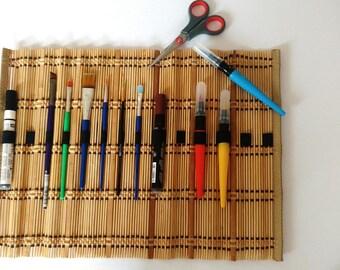 Storage brush storage cosmetic storage, storage, brushes, pencils, cosmetics, pencils