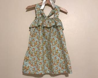 Girls Ruffle Summer Dress / Baby Ruffle Summer Dress