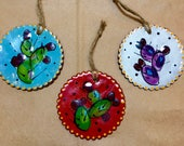 Handmade Prickly Pear Cac...