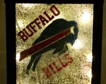 Buffalo Bills Lantern