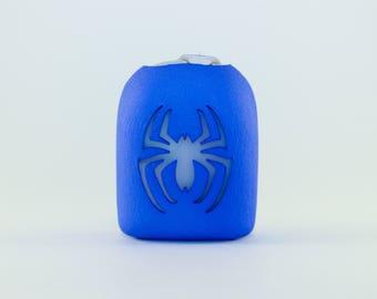 Clip-On Omnipod Pod Cover - Spider