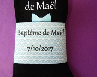 Socks - Godfather gift - Godfather gift - Godfather godmother gift - baptism thank you - Cousin - baptism gift Uncle - Grandpa gift
