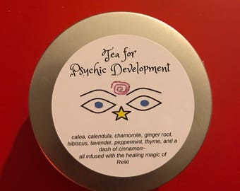 Tea for Psychic Development