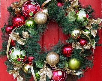 Very Merry Wreath