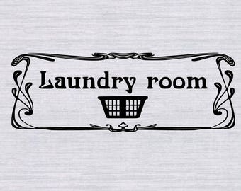 Laundry Room SVG, Laundry svg, Laundry room quote svg, laundry room sign svg, svg files for silhouette, cricut download, svg files, dxf
